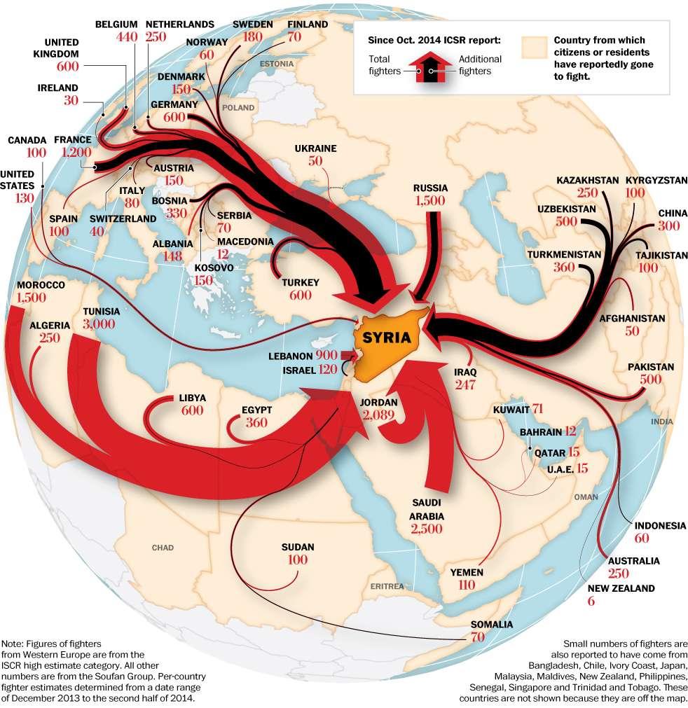 """IS: """"Nhà nước Hồi giáo"""" tự xưng - Page 6 Foreig10"""
