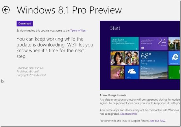 Nâng cấp Windows 8 lên Windows 8.1 Preview Image021