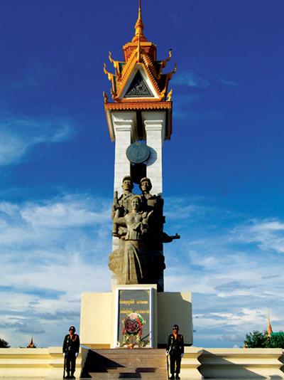 Đài Tưởng niệm Quân Tình nguyện Việt Nam Images18