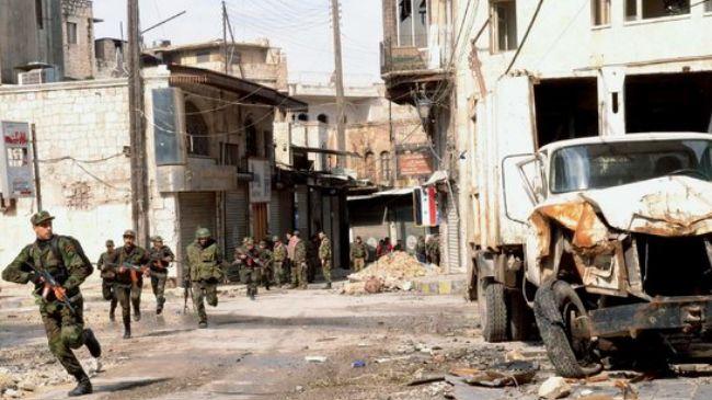 Tình hình Syria Jammas10