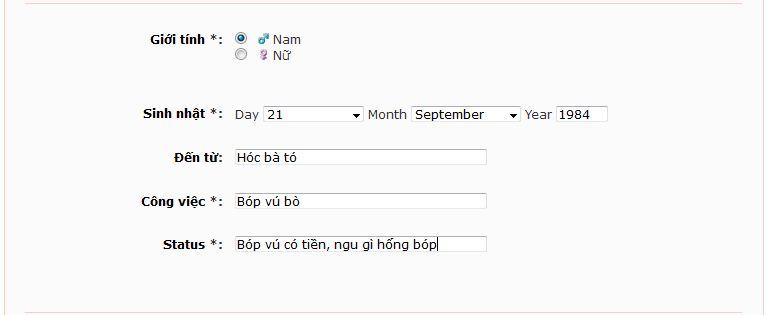 Hướng dẫn chỉnh sửa lý lịch thành viên Lylich14