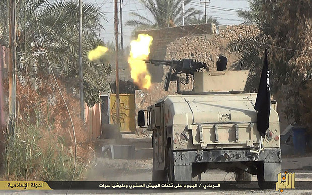 """IS: """"Nhà nước Hồi giáo"""" tự xưng - Page 6 Ramadi10"""