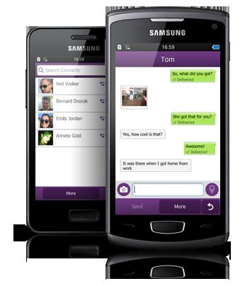 """Viber quyết """"tấn công"""" trên diện rộng Screen15"""