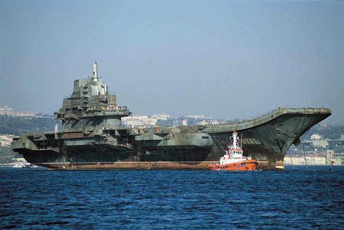 Những điểm yếu trí mạng của hải quân Trung Quốc Tau-110