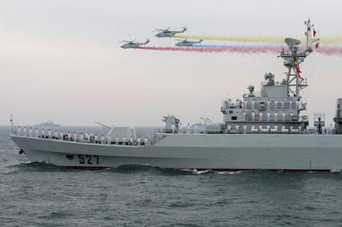 Những điểm yếu trí mạng của hải quân Trung Quốc Trung10