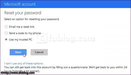 "Tại sao Windows 8 muốn tôi ""Trust This PC""? Trust-12"
