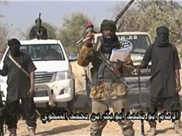 Tổ chức Boko Haram Ttxvn_12
