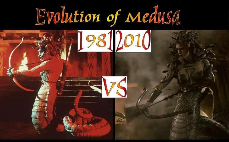 """MEDUSA """"GENTLE GIANT"""": La morte negli occhi...che pietra  sia!!! Evolut10"""
