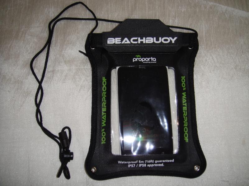 [PROPORTA]TEST Housse étanche BeachBuoy universelle (compatible One X) Dsc00810