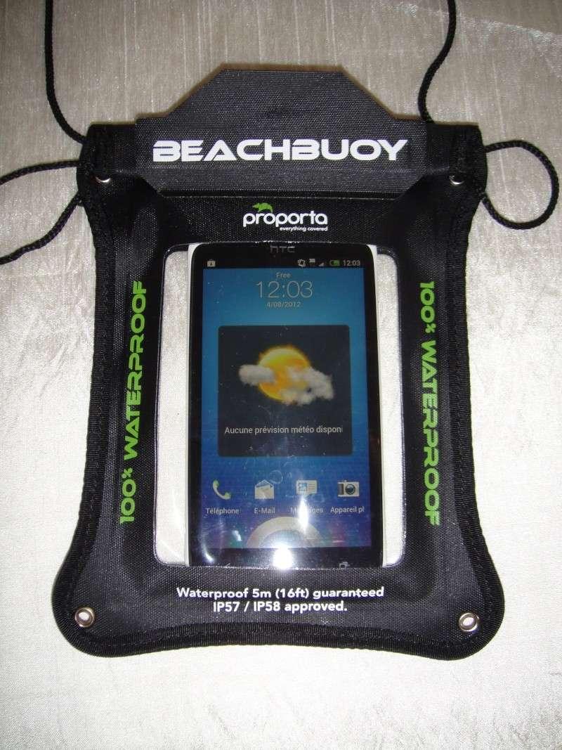 [PROPORTA]TEST Housse étanche BeachBuoy universelle (compatible One X) Dsc00818