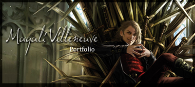 [NEWS] Magali Villeneuve Portfolio Blogsp11