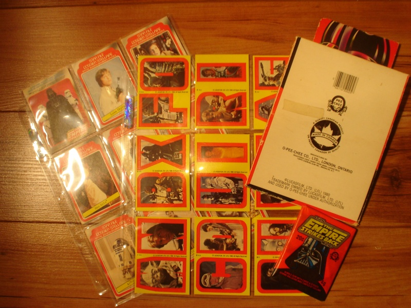 TRADING CARDS  Opc-es10