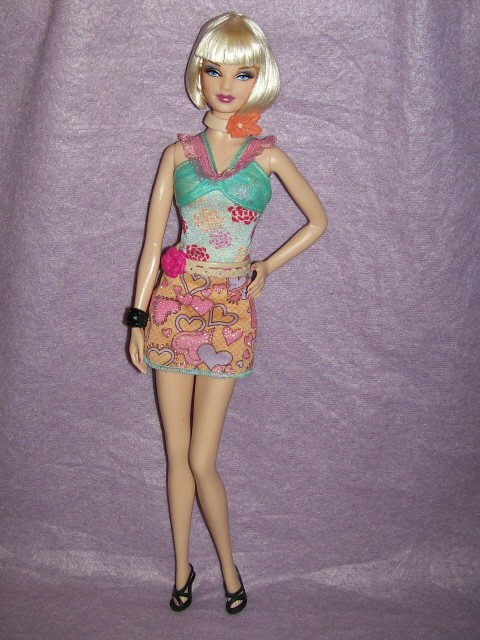 Barbie Collector de Peppermint Basic_12