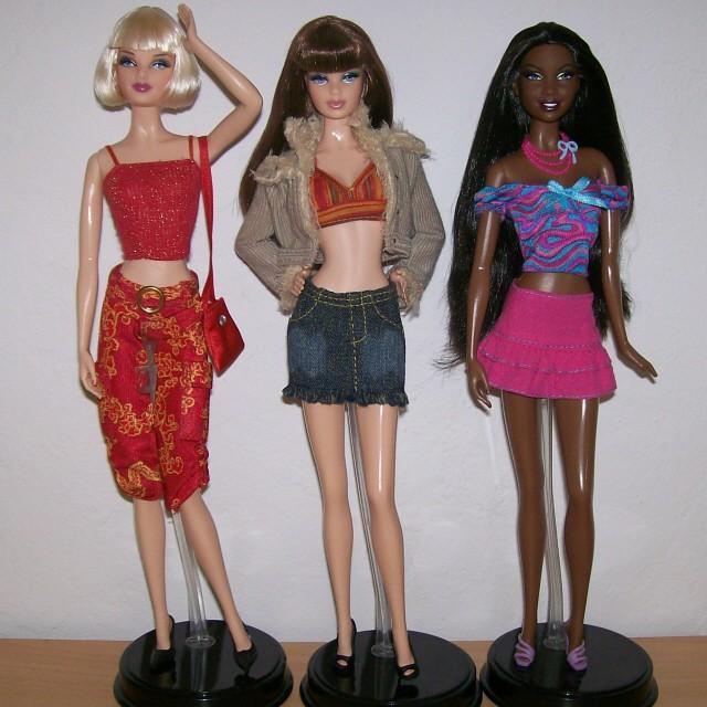 Barbie Collector de Peppermint Basics10
