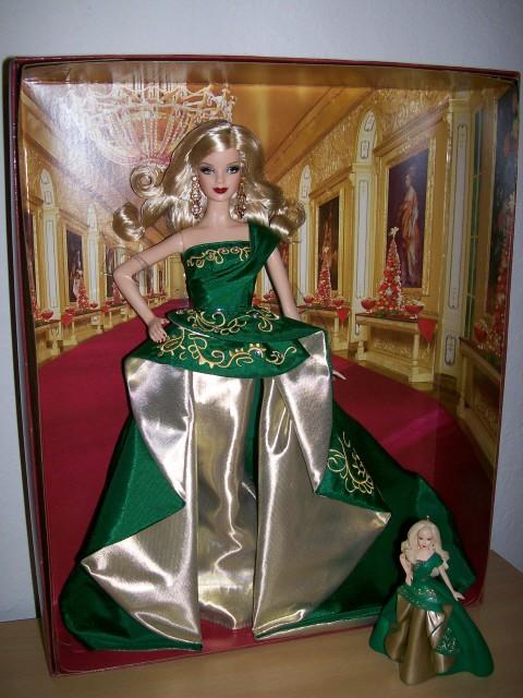 Barbie Collector de Peppermint Holida10