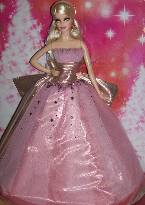 Barbie Collector de Peppermint Holida11