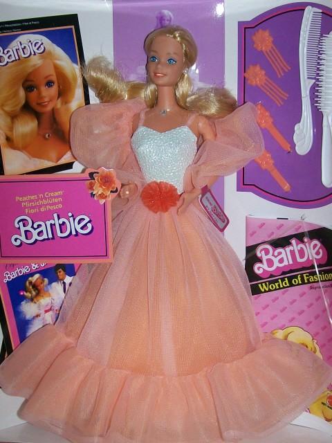 Barbie Collector de Peppermint Peach_10