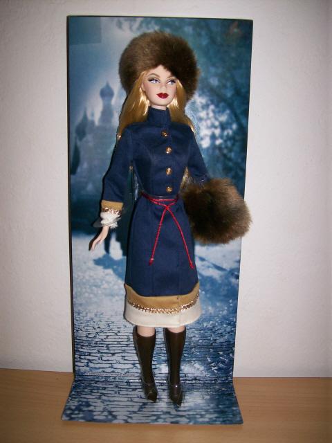 Barbie Collector de Peppermint Russia10