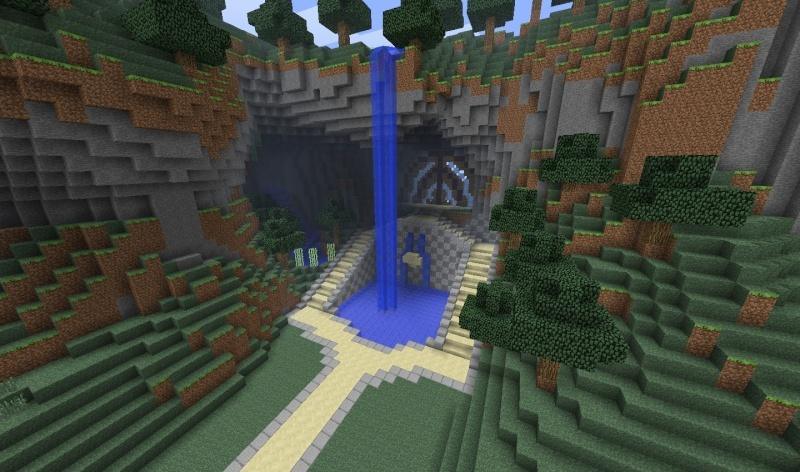 Le projet de la map Donjons avance 2012-018