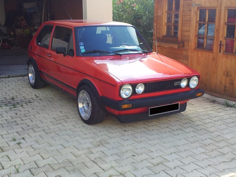 [Alain 13]  205 GTI 1L9 - 1900 - Blanc Meije - 1988 Golf_g10