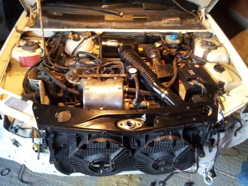 [Alain 13]  205 GTI 1L9 - 1900 - Blanc Meije - 1988 - Page 2 Moteur11