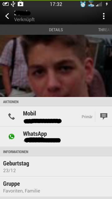[MOD] Empêcher le grid des photos de contacts [Version finale] Screen30