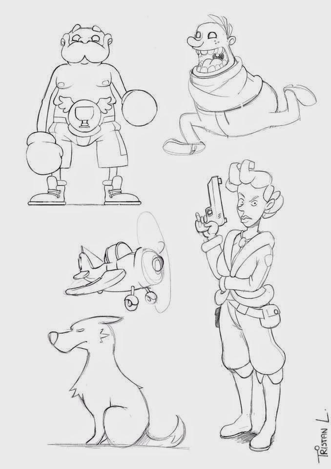 Des dessins 19119412