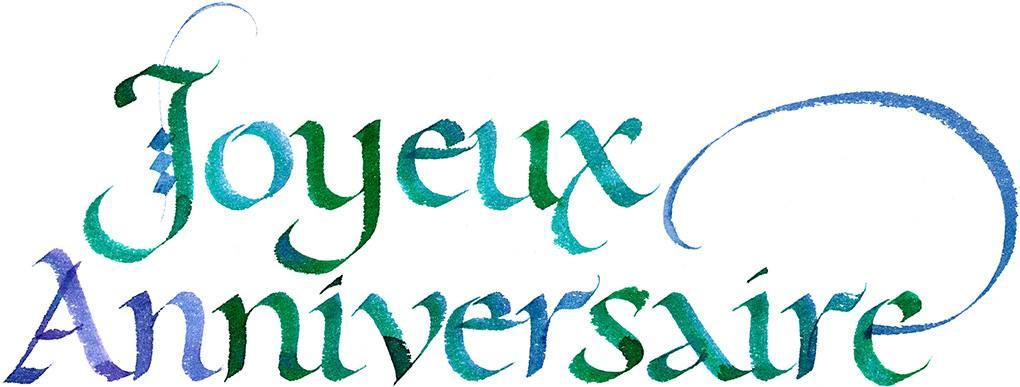 [Anniversaire(s)...] Gégé82, josy17, Michelene, rene 47 Joyeux11