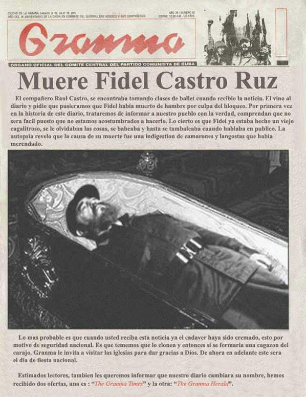 Morto Fidel Castro? Fidelm10