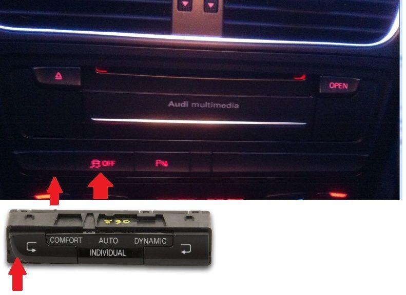 Audi drive select du pauvre. - Page 2 Bouton11