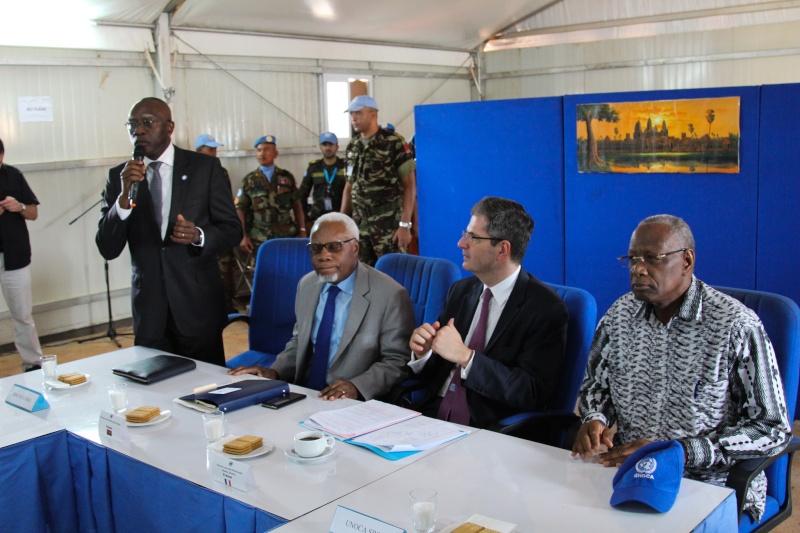 Maintien de la paix dans le monde - Les FAR en République Centrafricaine - RCA (MINUSCA) 16172810