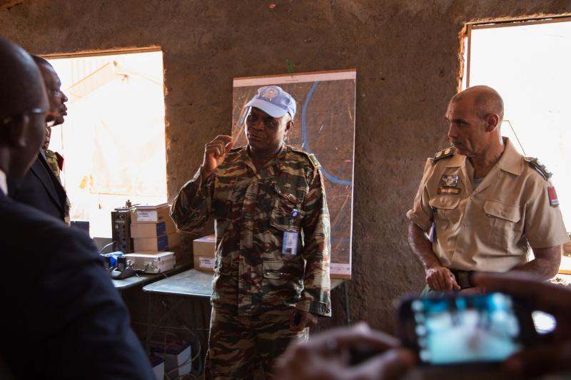Maintien de la paix dans le monde - Les FAR en République Centrafricaine - RCA (MINUSCA) 16331710