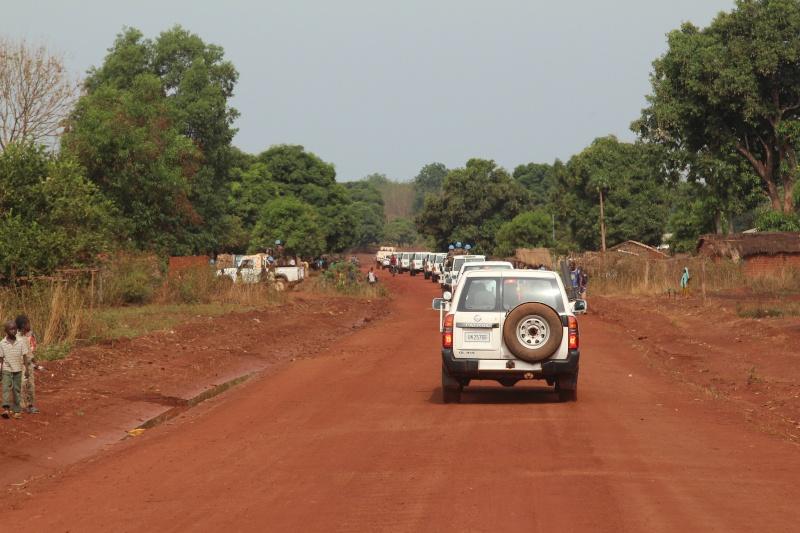 Maintien de la paix dans le monde - Les FAR en République Centrafricaine - RCA (MINUSCA) 16794010