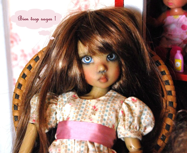 Ma 2ème K W... la 3ème... Opale... et Ambre... sa soeur jumelle... trop sages. P. 14 - Page 9 7_bien11