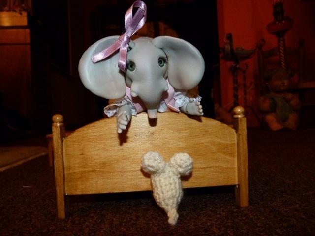 Violette, ma jolie petite Elephante de chez Jesliedolls - Page 2 Photos89