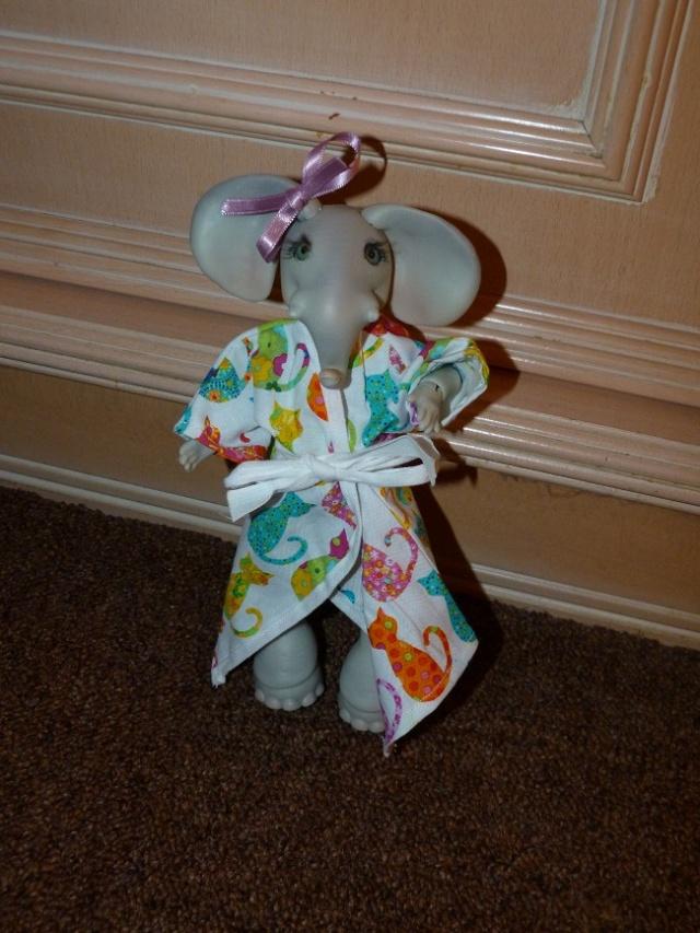 Violette, ma jolie petite Elephante de chez Jesliedolls - Page 2 Photos92