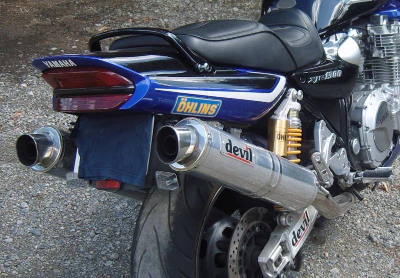 Le 3éme XJR de speedeur ! - Page 2 Snv86210