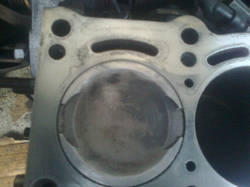 Ho bruciato di nuovo la guarnizione della testa della punto dopo 22000 km Motore12