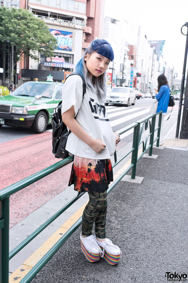 [JAPON] Tokyo Fashion Blue-s10