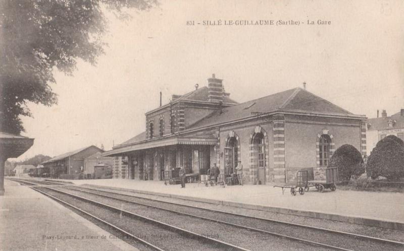 Gare de Sillé-le-Guillaume (PK 246,4) S310