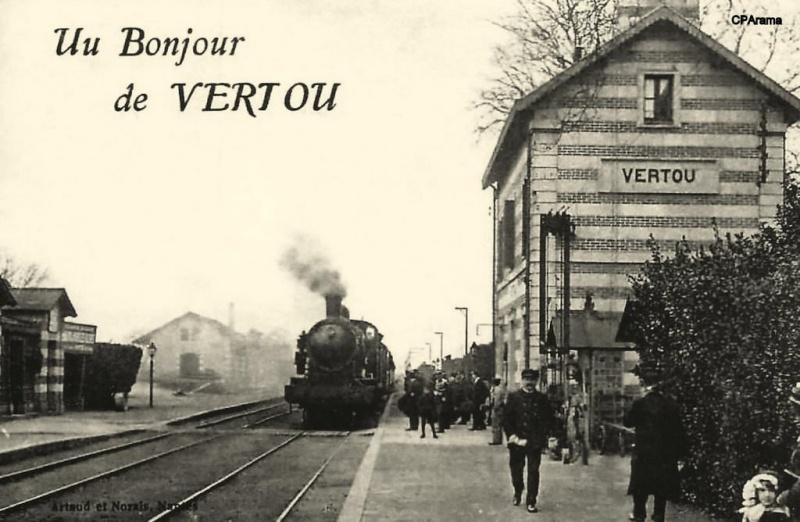 Gare de Vertou (PK 6,9) Vertou10
