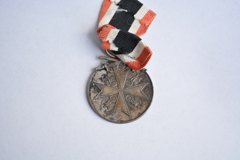 UNKNOWN WW2 NAZI MEDAL Dsc_0011
