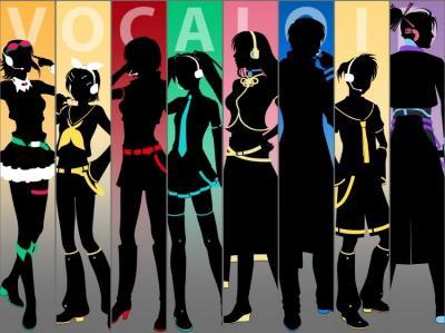 Les Vocaloids VF 10447510