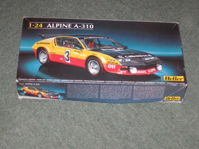 ALPINE A310 1/24 Alpine13