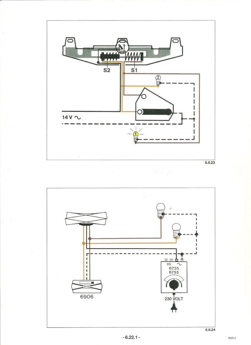 Clignotement des lampes témoins du TCO Scan_d10