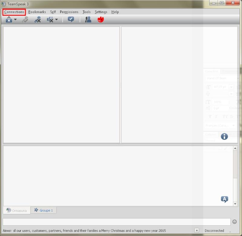 Comment se connecter au TeamSpeak de notre guilde ? (+ Réglage Micro) Screen10