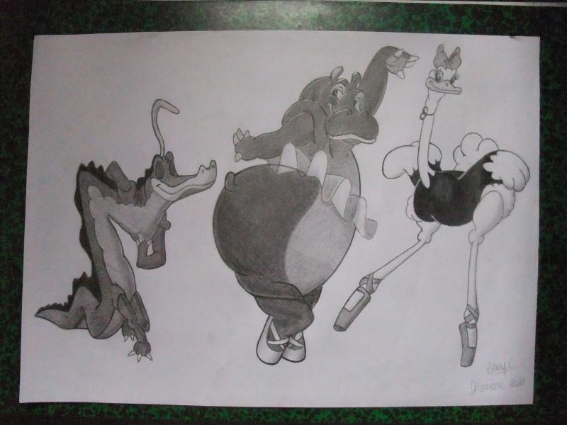 [Règle n°0] Concours de production artistique : saison 8 : semaine 19 : les enfants des couples disney. - Page 3 Dscf4110