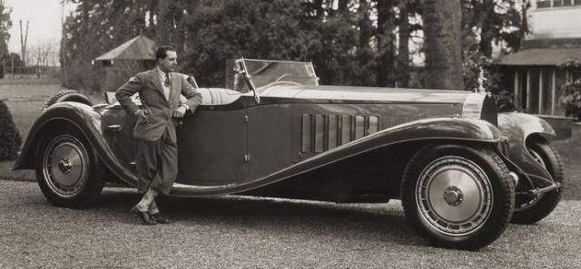 [SALON] Rétromobile 2015  1932-b10