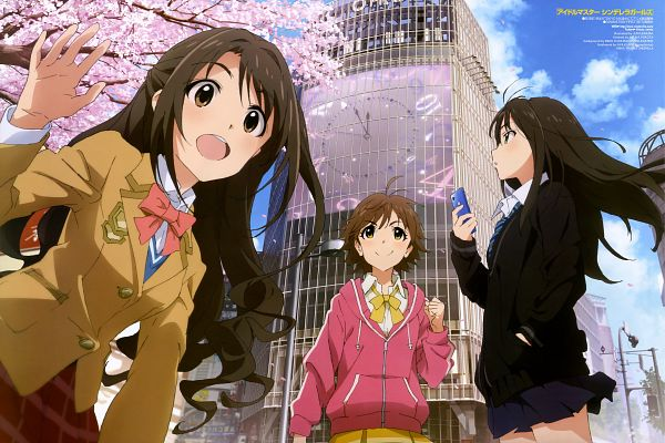 [ANIME] The Idolmaster Cinderella The_id10