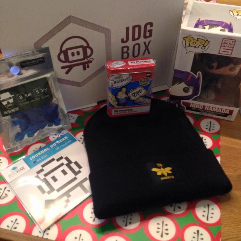 JDG BOX 10945310